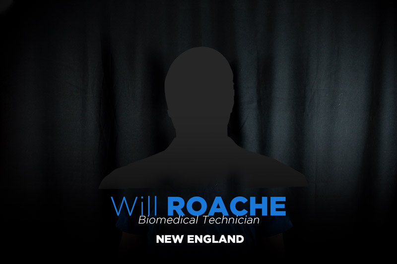 Will Roache, Biomedical Technician - New England